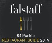 Falstaff Auszeichnung - 84 Punkte